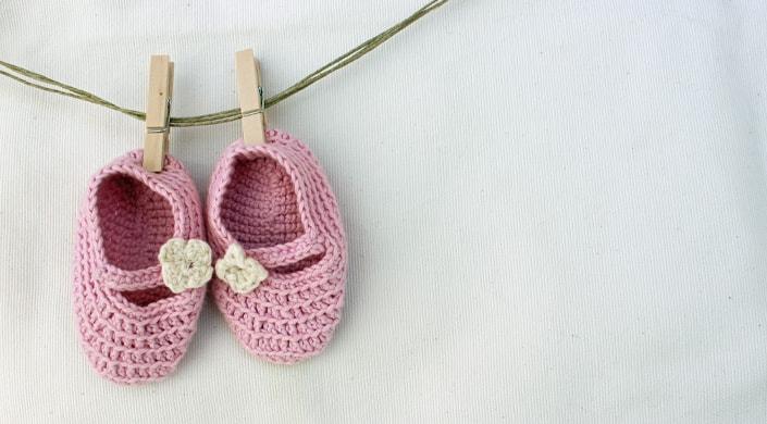 infertilidad zapatos