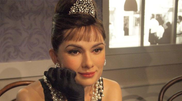 Halloween Audrey Hepburn