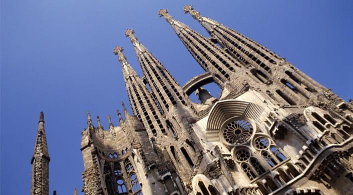 finde en barcelona - sagrada familia