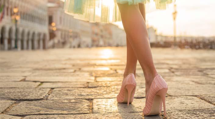 zapatillas o taconazos-tacones